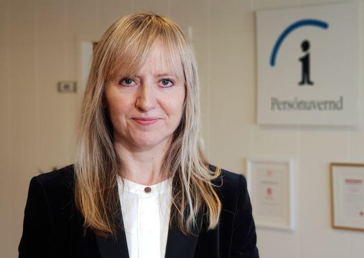 Helga Þórisdóttir, forstjóri Persónuverndar.