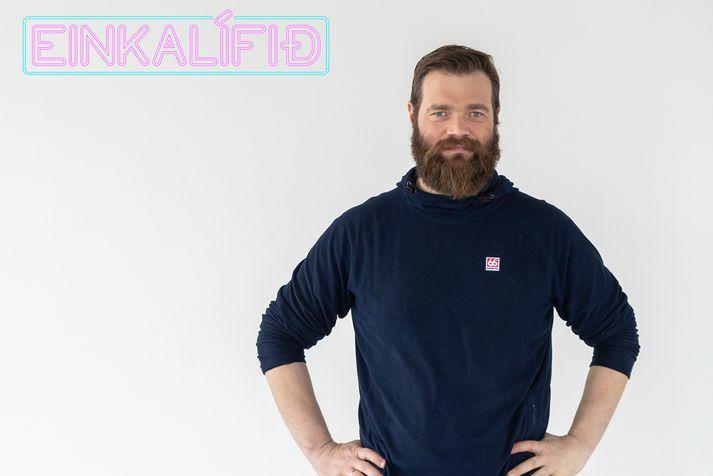Jóhannes Haukur fer um víðan völl í Einkalífinu og talar meðal annars hvað hlutverkið í Svartur á leik gerði fyrir hans feril