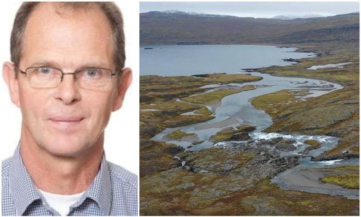 Ásbjörn Blöndal erformaður stjórnar VesturVerks og framkvæmdastjóri þróunarsviðs HS Orku.