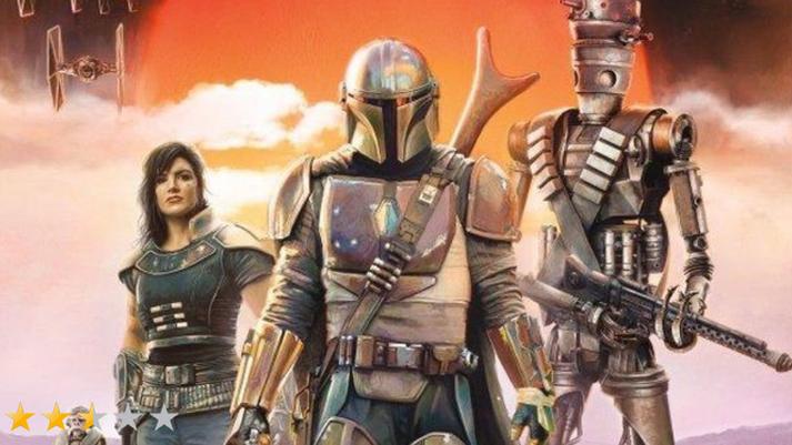 The Mandalorian er fyrsta leikna Star Wars þáttaröðin sem kemur fyrir augu almennings.