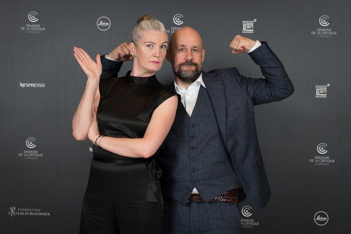 Halldóra Geirharðsdóttir og Benedikt Erlingsson