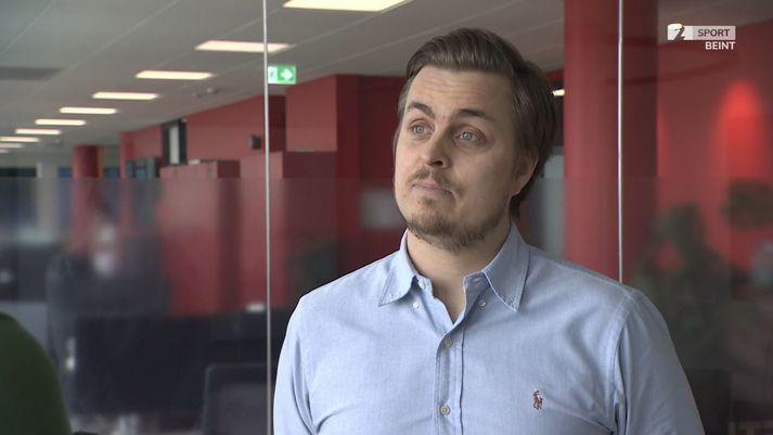 Gunnar Ormslev er spekingur í CS.