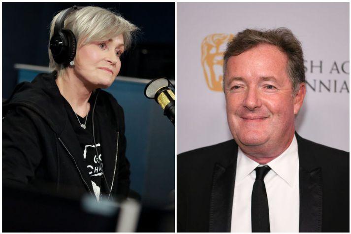 Sharon Osbourne lýsti yfir stuðningi sínum við Morgan vegna ummæla hans um Meghan Markle. Þáttur hennar, The Talk, verður ekki á dagskrá CBS næstu daga vegna þessa.