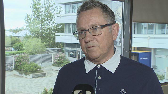 Tryggvi Axelsson forstjóri Neytendastofu ætlar að hefja rannsókn á framsetningu lífeyrissjóða á markaðssefni.