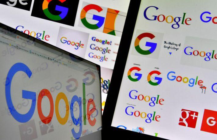 Google segist ekki hafa vistað gögnin og auðkenni snjallsímanna fylgi ekki lengur staðsetningu þeirra.