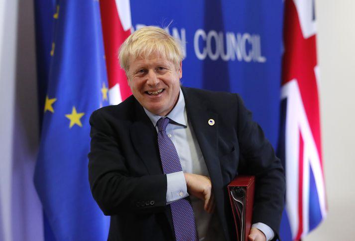 Það er ekki útilokað að Johnson takist það sem Theresa May tókst ekki.