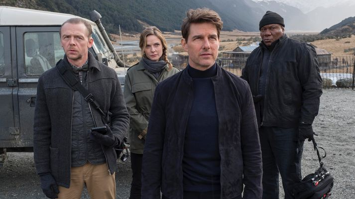 Sé eitthvað að marka stikluna virðist Ethan Hunt (Tom Cruise) vera kominn, enn einu sinni, í vandræði við yfirvöld Bandaríkjanna og eiga gamlar ákvarðanir að koma í vakið á honum.