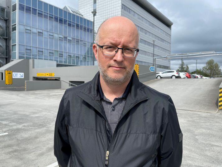 Eiríkur Orri Guðmundsson er stjórnarformaður Handlæknastöðvarinnar.