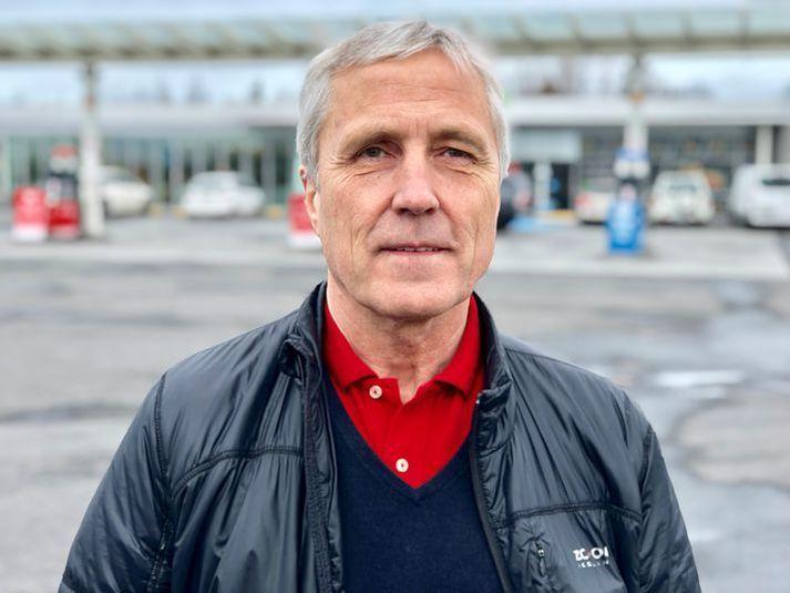 Runólfur Ólafsson er formaður FÍB.