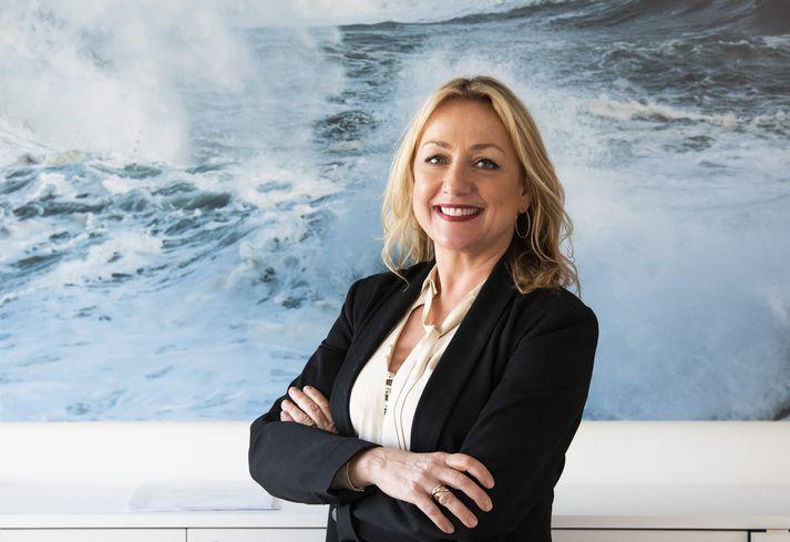 Sara Lind Þrúðardóttir, framkvæmdastjóri Icelandic Trademark Holding.