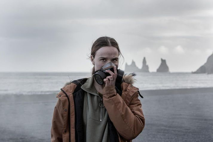 Guðrún Ýr Eyfjörð, betur þekkt sem GDRN, leikur aðalhlutverkið í Kötlu.