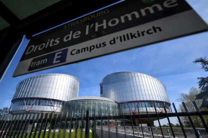 Mannréttindadómstóll Evrópu er staðsettur í Strasbourg.