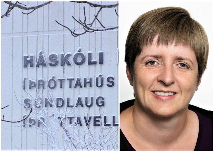 Ásta Stefánsdóttir, sveitarstjóri Bláskógabyggðar er mjög ánægð og stolt yfir þeirri miklu uppbyggingu sem á sér nú stað í Bláskógabyggð.
