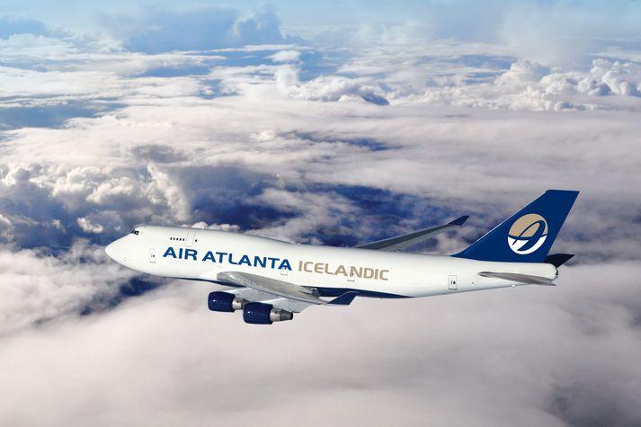 Höfuðstöðvar Air Atlanta eru í Kópavogi.