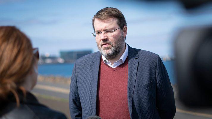 Jóhannes Þór Skúlason, framkvæmdastjóri Samtaka ferðaþjónustunnar