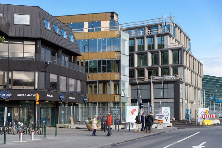 H&M Home verður opnuð á Hafnartorgi í október.