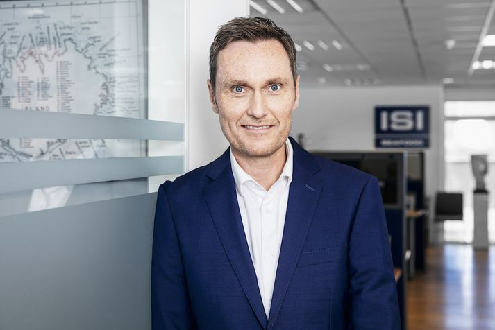 Helgi Anton Eiríksson, forstjóri Iceland Seafood.