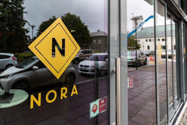 Nora Magasín lokaði í byrjun ágúst fyrir fullt og allt.