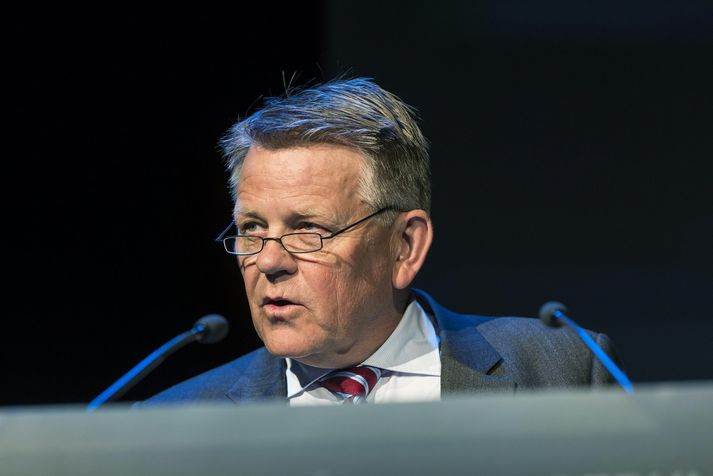 Björgólfur Jóhannsson, fyrrverandi forstjóri Icelandair Group.