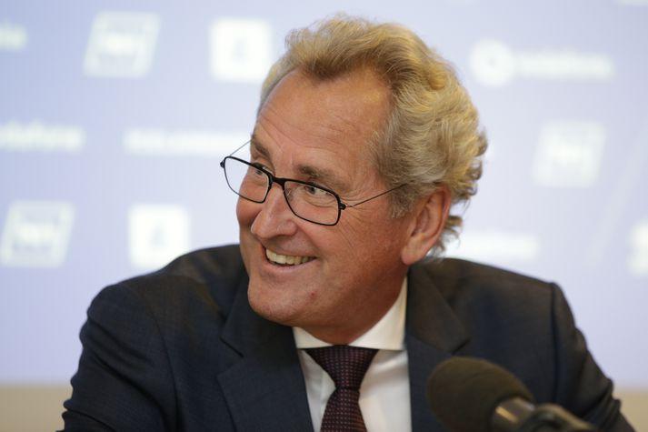 Erik Hamrén.