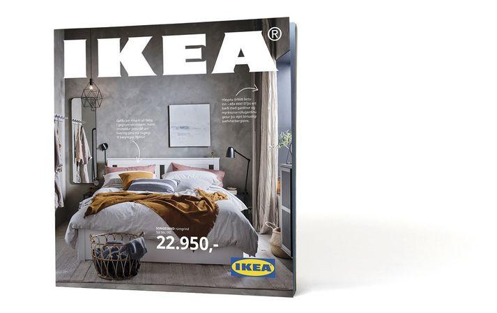Margir bíða á ári hverju spenntir eftir hinum árlega IKEA-bæklingi. Hann mun ekki skila sér inn um lúguna hjá fólki að þessu sinni.