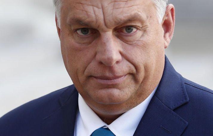 Victor Orban er forsætisráðherra Ungverjalands.