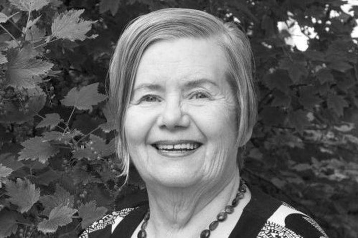 Skáldkonan og kennarinn Vilborg Dagbjartsdóttir lést hinn 16. september sl. 91 árs að aldri.