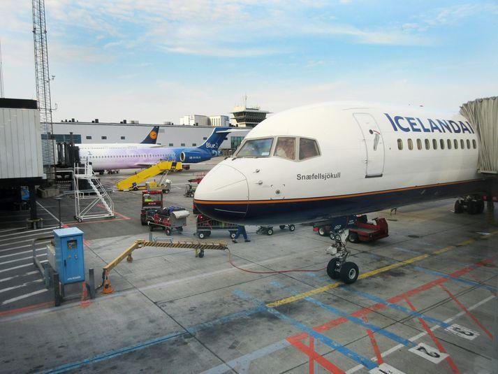 Félagið er í eigu Icelandair Group.