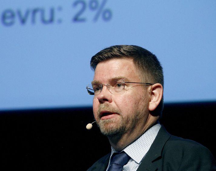 Jón Bjarki Bentsson, aðalhagfræðingur Íslandsbanka