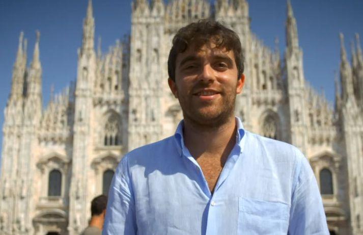 Fabrizio Romano.