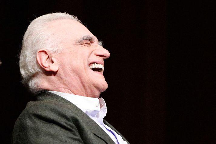 Leikstjórinn Martin Scorsese.