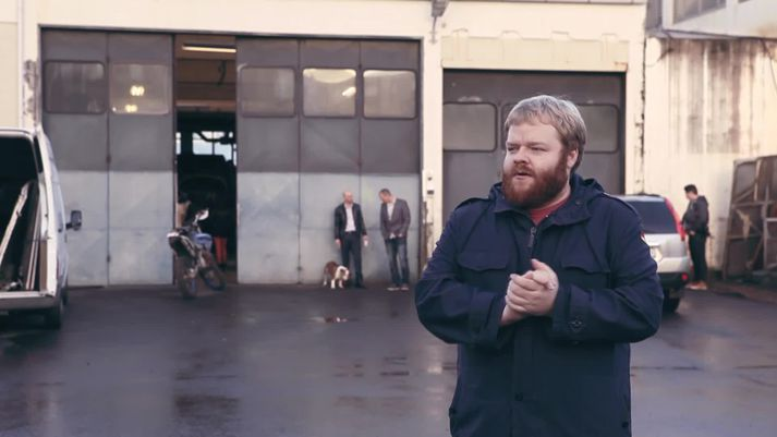 Haukur efast um að hann muni blanda jólaöl í ár.