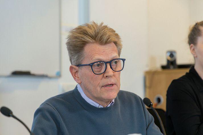 Már Kristjánsson er yfirlæknir á smitsjúkdómadeild Landspítalans.