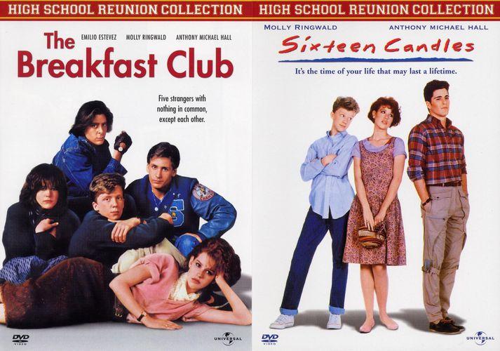 The Breakfast Club og Sixteen Candles hafa elst hratt og illa undanfarin misseri.