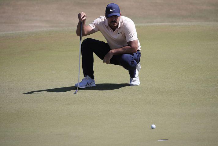 Brooks Kopeka er einn af bestu golfurum heims og hann vill stækka íþróttina með sérstökum hætti.