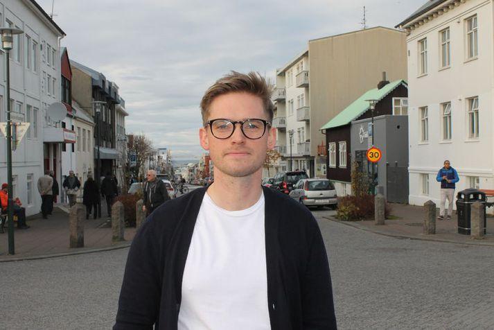 Ágúst Arnar Ágústsson, forstöðumaður og stjórnarformaður Zuism.
