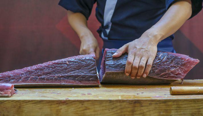 Túnfiskfestival Sushi Social fer fram dagana 23. til 27. október.