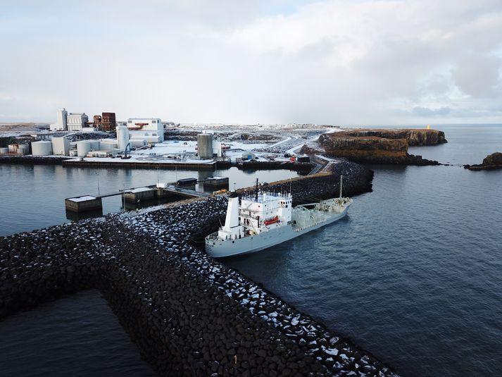 Fjordvik í Helguvík.