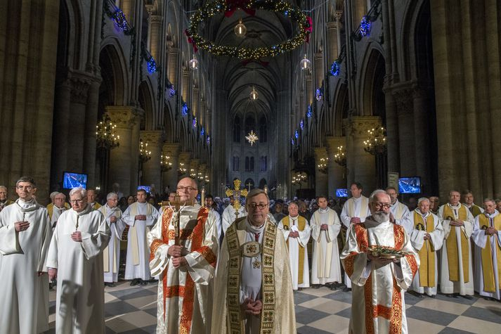 Franskir biskupar samþykktu greiðslurnar