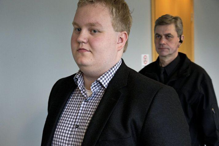 Sigurður Ingi Þórðarson var framkvæmdastjóri.