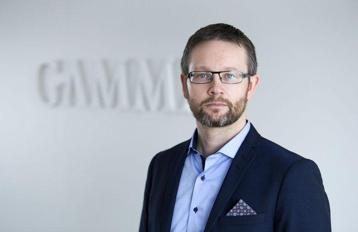 Valdimar Ármann er forstjóri Gamma Capital Management á Íslandi.