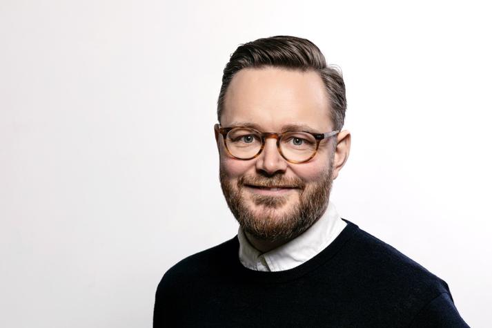 Ásgeir Runólfsson.