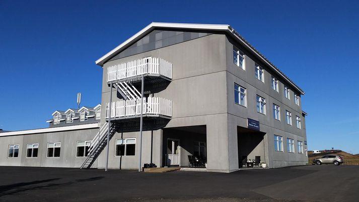 Sel-Hótel í Mývatnssveit opnaði þann 4. júní eftir tæpra þriggja mánaða lokun.