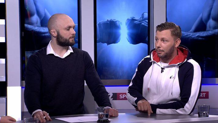 Pétur Marinó og Steindi Jr. þekkja UFC-heiminn út og inn.