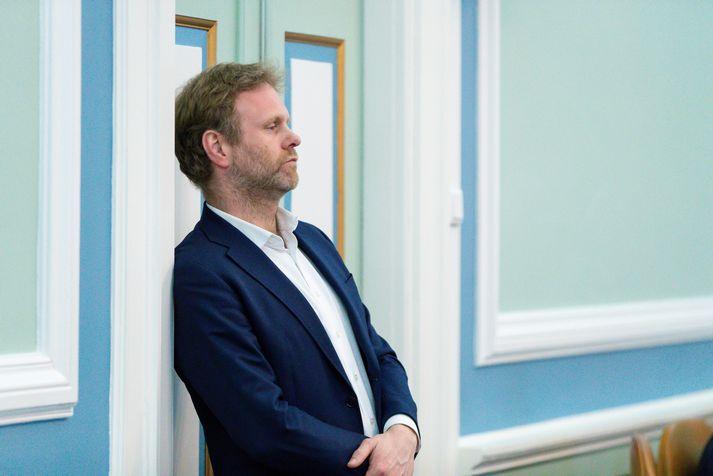 Kolbeinn Óttarsson Proppé er þingmaður Vinstri grænna.