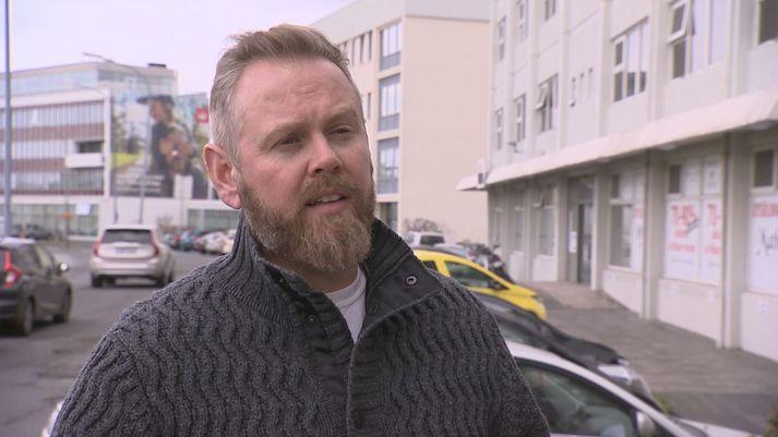 Ragnar Freyr Ingvarsson, yfirlæknir Covid-göngudeildar Landspítalans.