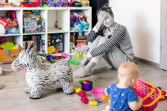 Samkvæmt niðurstöðum rannsóknar sem gerð var árið 2018 upplifa margir útivinnandi foreldrar það sem kallað er foreldrakulnun (e. parental burnout).