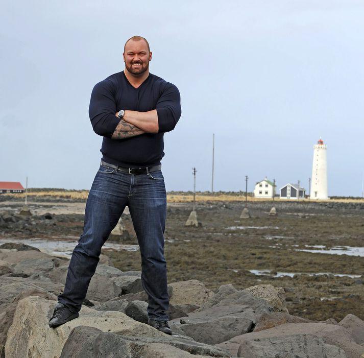 Hafþór Júlíus Björnsson.