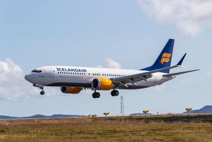 Hlutabréf í Icelandair hafa lækkað um 38% á árinu.