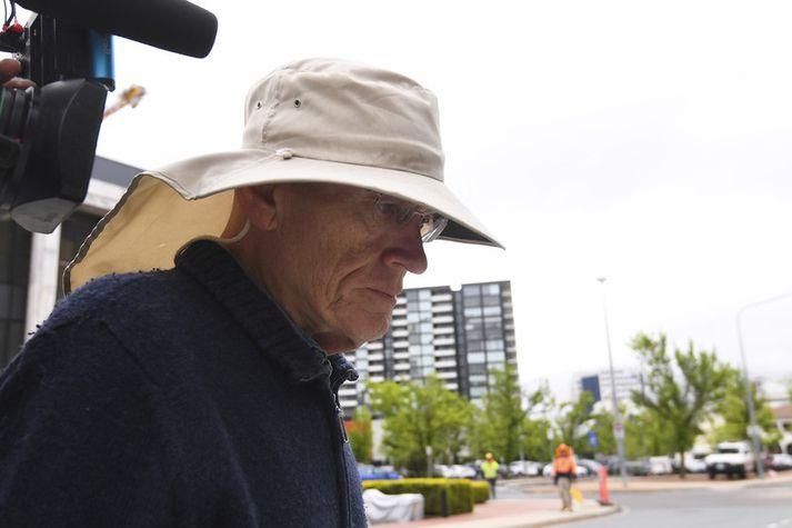 David Eastman var árið 1995 dæmdur í lífstíðarfangelsi fyrir að myrða lögreglumanninn Colin Winchester sex árum fyrr.